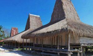 Wisata Kampung Adat Praiyawang Sumba