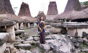 Wisata Kampung Tarung Sumba