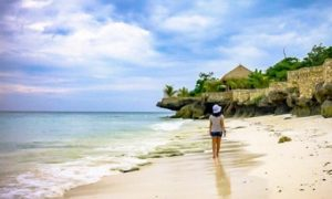 Wisata Pantai Kawona Sumba