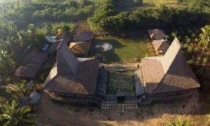 Wisata Rumah Budaya Sumba