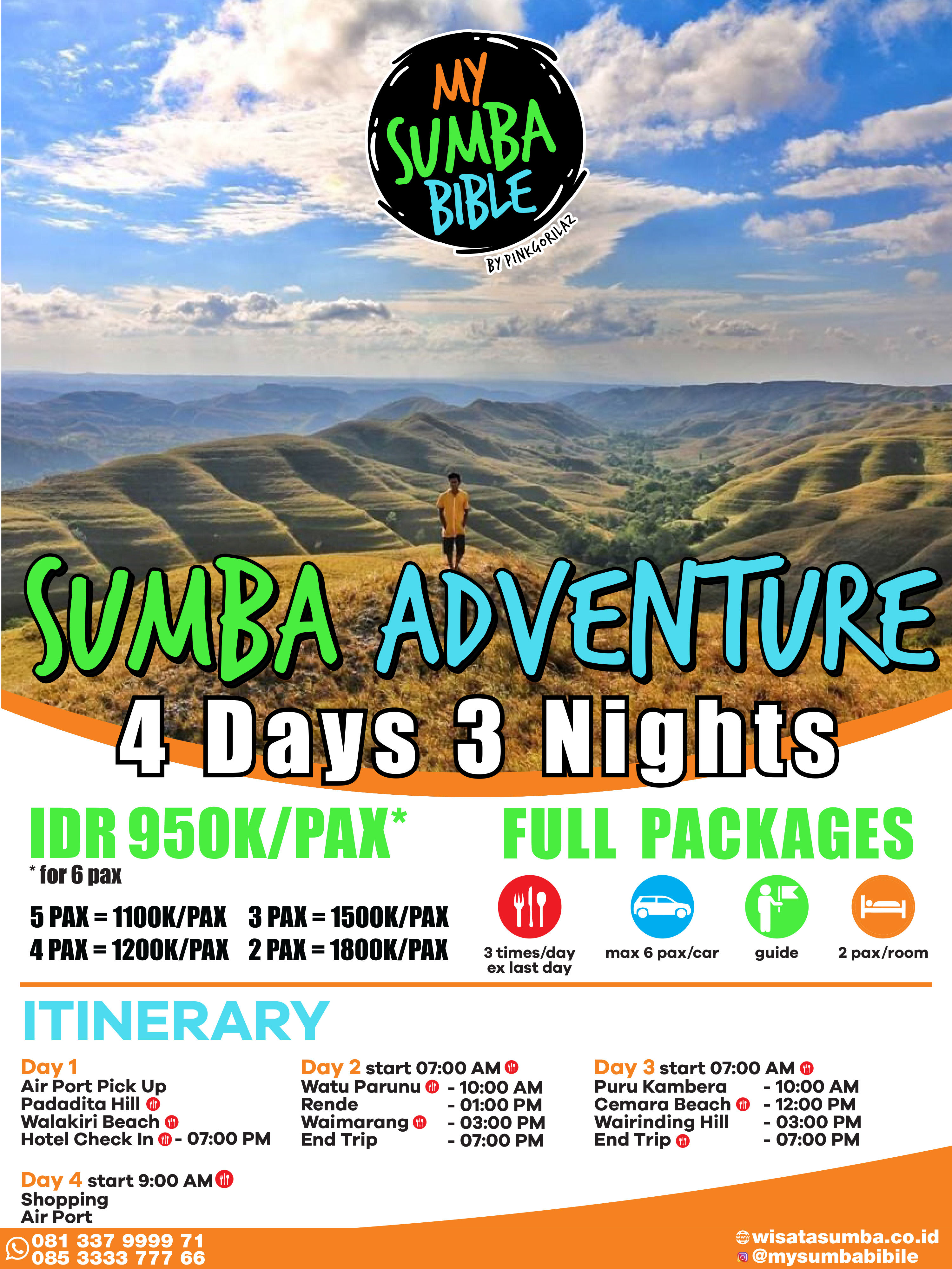 sumba tour