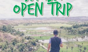 Open Trip January