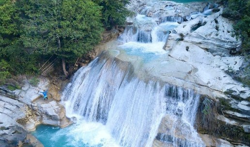 Tanggedu Waterfall Menjadi Lokasi Favorit Para Petualang